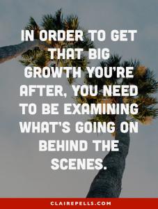 Big Growth