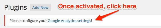 How to Set Up Google Analytics with WordPress