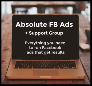 Absolute FB Ads: Facebook Ad Power Editor Training