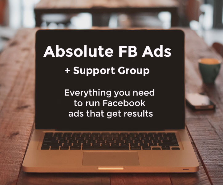 Absolute FB Ads: Facebook Ad Training