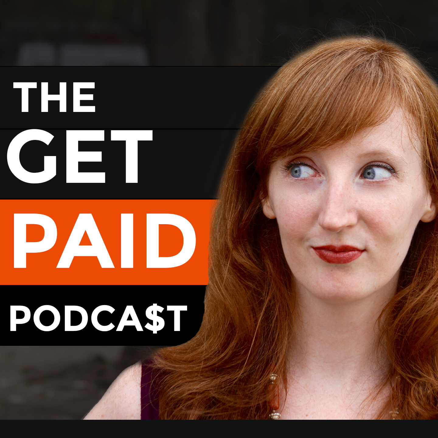 The Get Paid Podcast with Claire Pelletreau