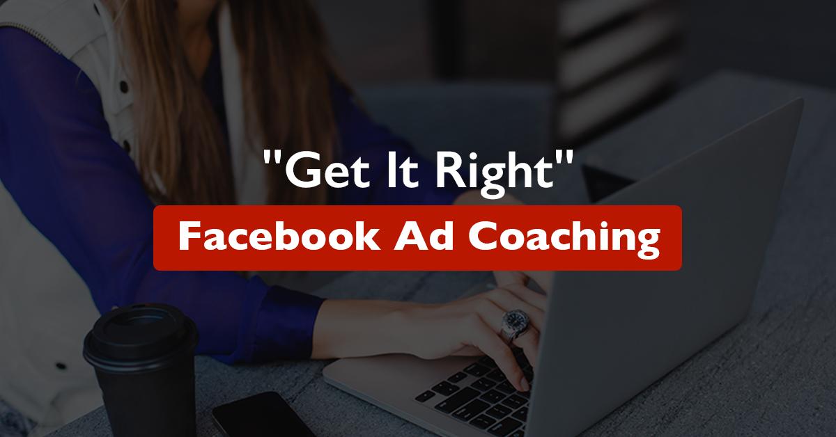 Facebook Ad Coaching