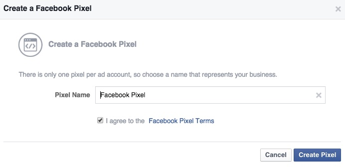 how to install the facebook pixel leadpages create pixel