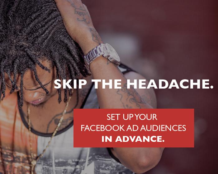 Save Facebook Ad Audiences