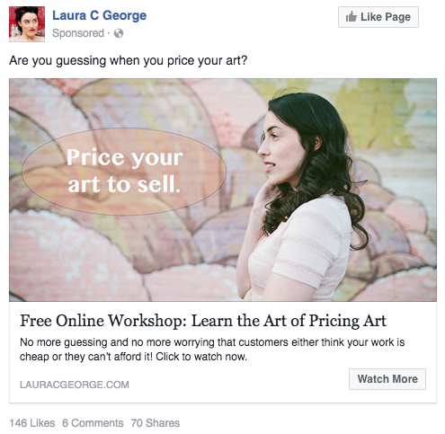 Facebook ads not working - target audience case study