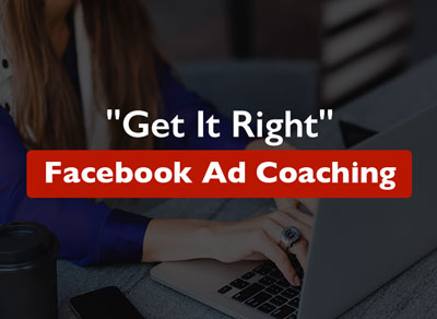 Facebook ad coaching