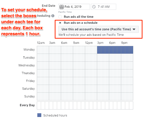 Facebook Ads Scheduling: How to Find the Best Times to Run Your Ads